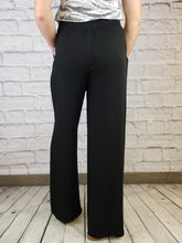 Load image into Gallery viewer, Neve Black Pants