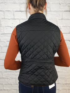 Felisha Quilted Vest