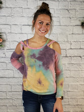 Load image into Gallery viewer, Jalynn Tie Dye Top