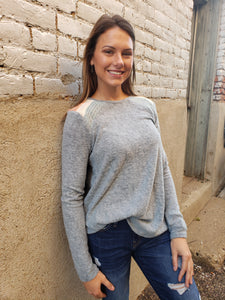 Kassi Long Sleeve Top