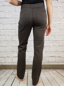 """Ab""Solution Espresso Dress Pant"