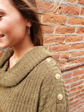 Load image into Gallery viewer, Fallon Cowl Neck Top
