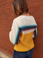 Load image into Gallery viewer, Deedra Stripe Sweater