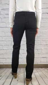 """Ab""Solution Black Dress Pant"