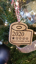 Load image into Gallery viewer, 2020 Wood Ornaments by B.Krafty