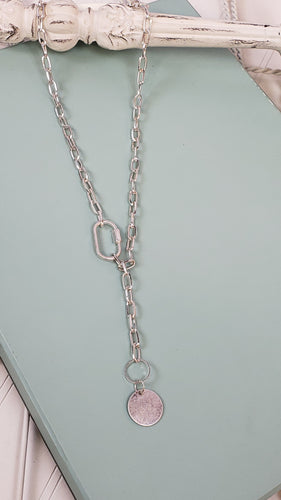 Carabiner Necklace