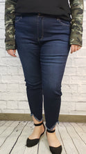 Load image into Gallery viewer, Pauline High Rise Skinny Jeans