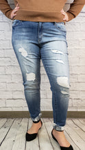 Load image into Gallery viewer, Bryn High Rise Skinny Jeans