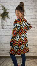 Load image into Gallery viewer, Carmen Aztec Knit Cardigan