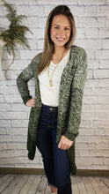 Load image into Gallery viewer, Kaela Ombre Cardigan