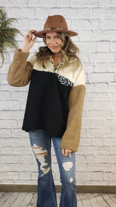 Mallorie Fleece Pull Over
