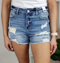 Load image into Gallery viewer, Lemon Patch Shorts by Judy Blue