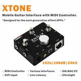 XTONE | Guitar Smart Audio Interface