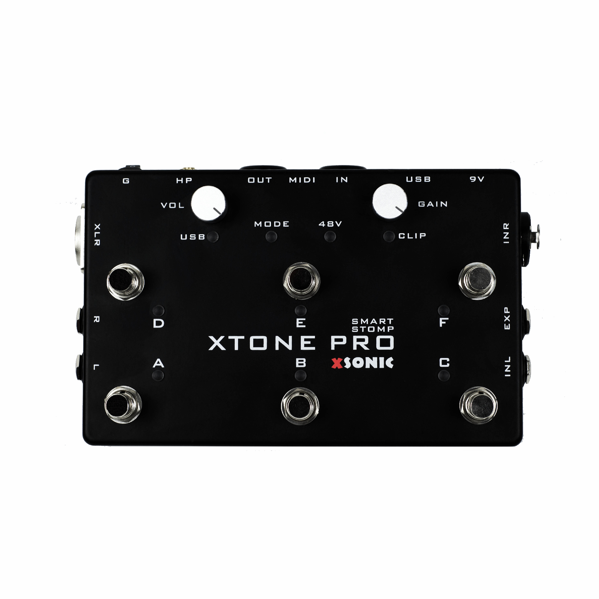XTONE Pro | Professional Smart Audio Interface