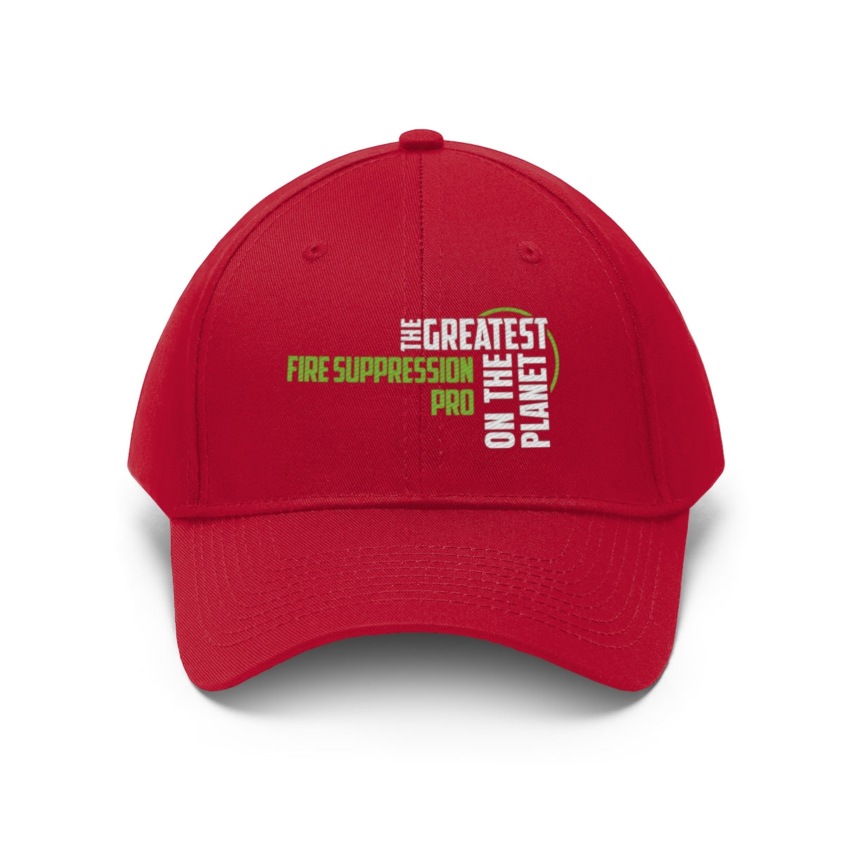 Hat - Fire Suppression Pro