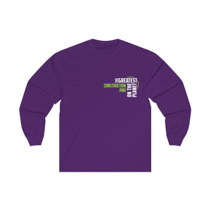 Women's Long Sleeve Tee - Construction Pro