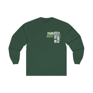 Women's Long Sleeve Tee - Dentist