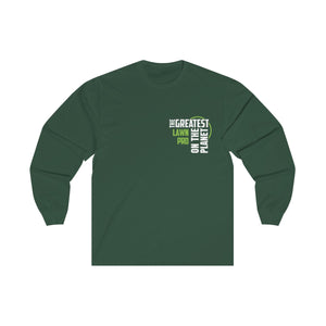 Women's Long Sleeve Tee - Lawn Pro
