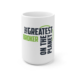 Coffee Mug - Broker