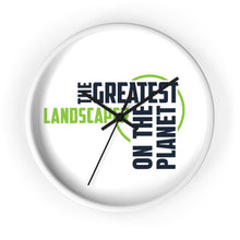 Load image into Gallery viewer, Wall clock - Landscaper