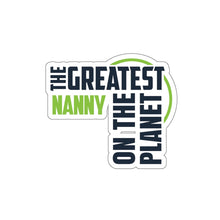 Load image into Gallery viewer, Stickers - Nanny