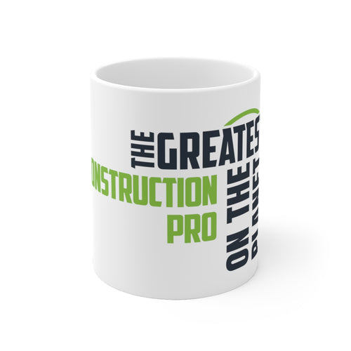 Coffee Mug - Construction Pro
