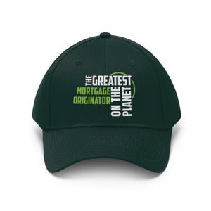 Hat - Mortgage Originator