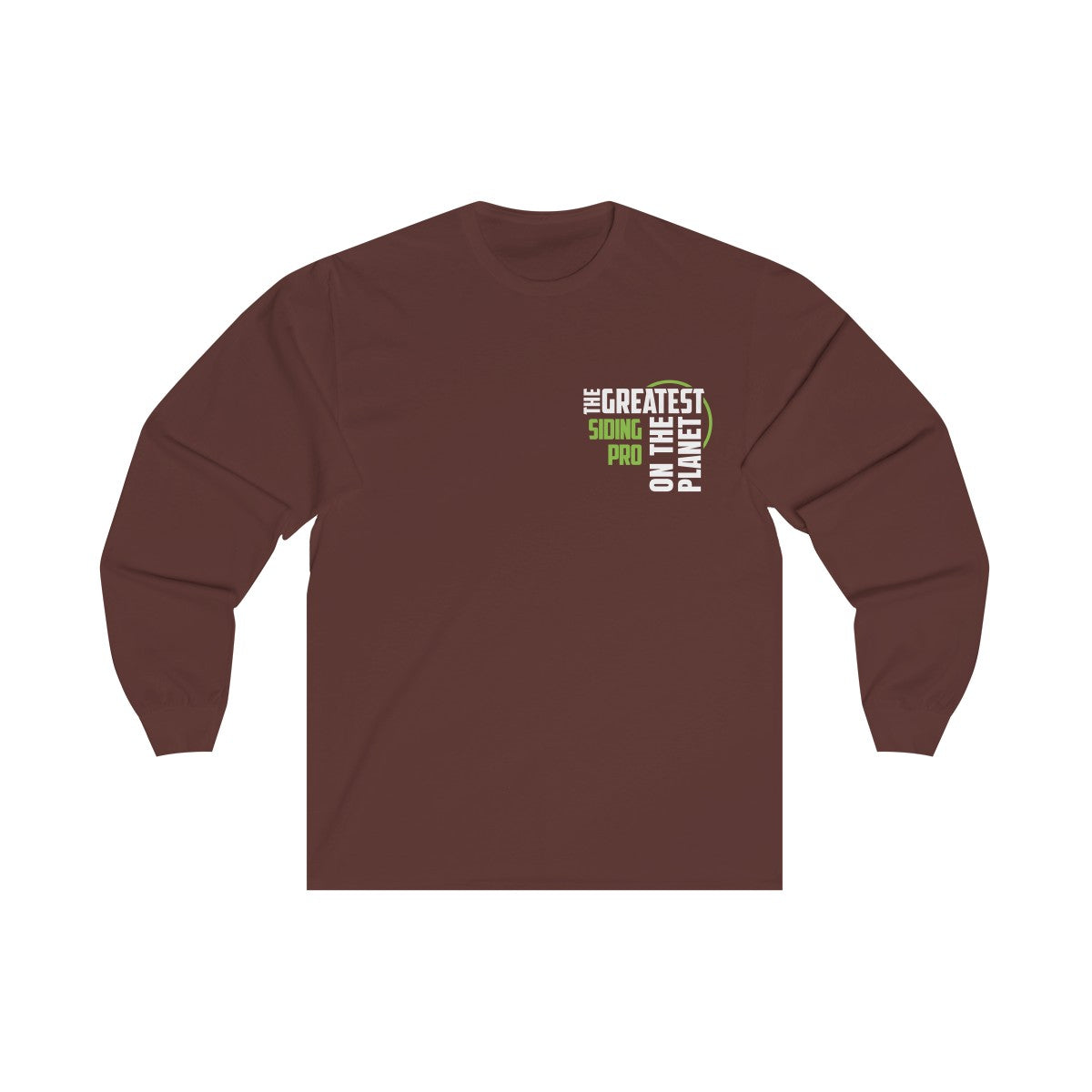 Women's Long Sleeve Tee - Siding Pro