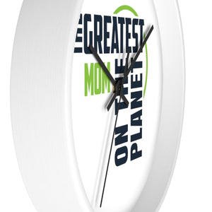 Wall clock - Mom