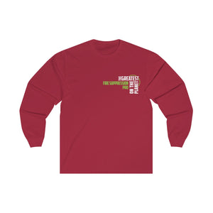 Women's Long Sleeve Tee - Fire Suppression Pro