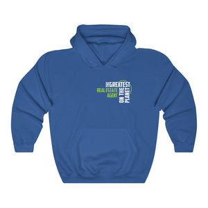 Men's Hoodie - Real Estate Agent
