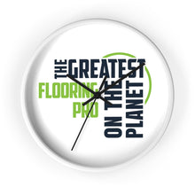 Load image into Gallery viewer, Wall clock - Floor Pro