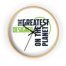 Load image into Gallery viewer, Wall clock - Designer