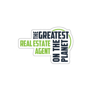 Stickers - Real Estate Agent