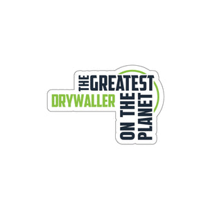 Stickers - Drywaller