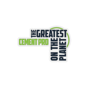 Stickers - Cement Pro