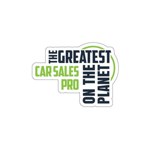Stickers - Car Sales Pro