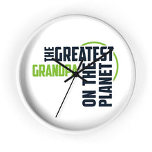 Load image into Gallery viewer, Wall clock - Grandpa