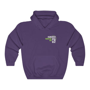 Men's Hoodie - Marketing Pro