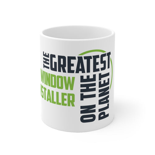 Coffee Mug - Window Installer
