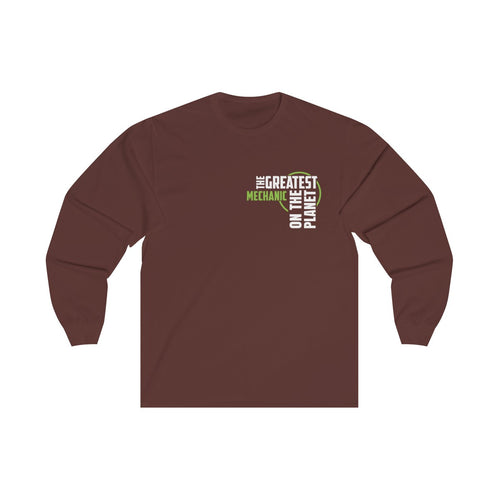 Women's Long Sleeve Tee - Mechanic
