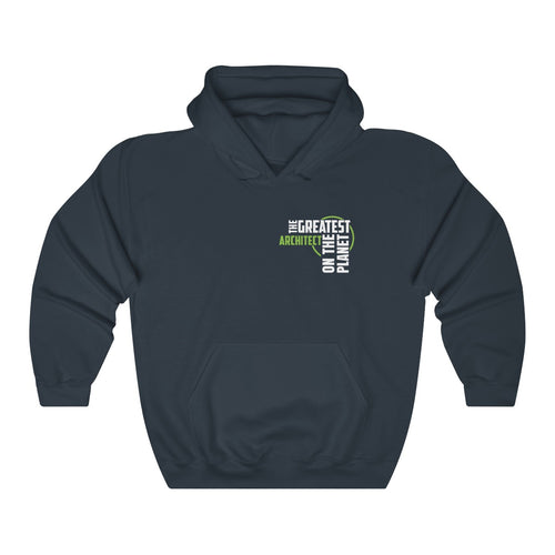 Men's Hoodie - Architect