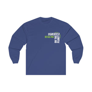 Women's Long Sleeve Tee - Retail Pro