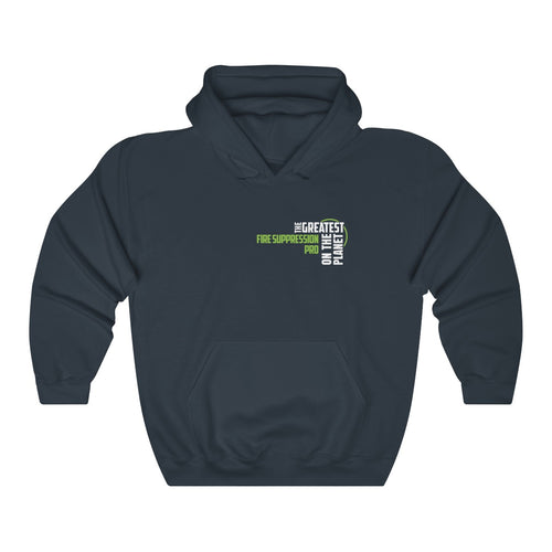 Men's Hoodie - Fire Suppression Pro