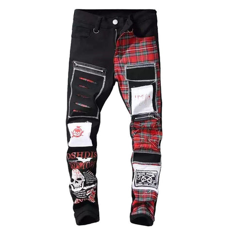 Dead Or Alive Pants