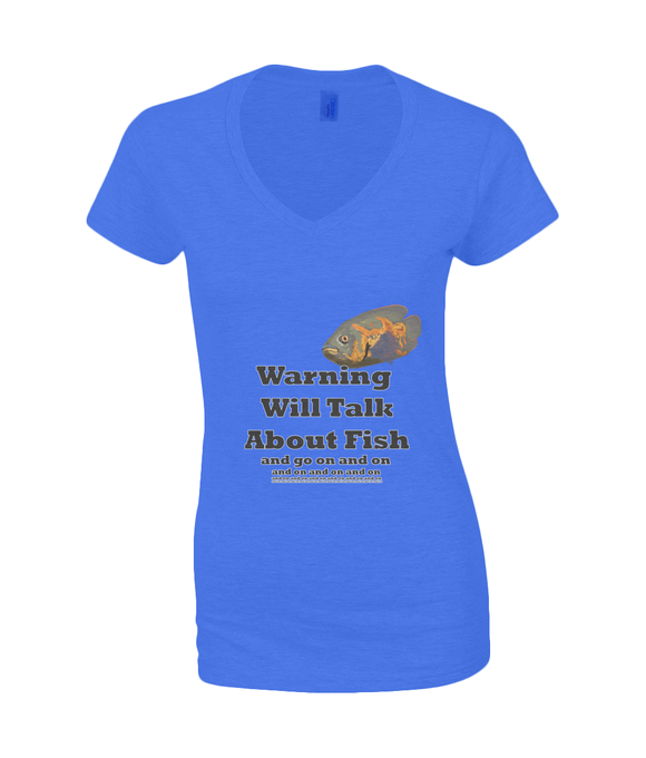 Will Talk About Fish T-Shirt