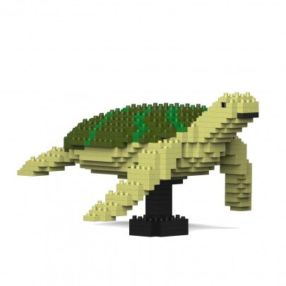 Jekca Green Sea Turtle - Sculptor series
