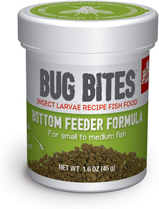Fluval Bug Bites Bottom Feeders 45g