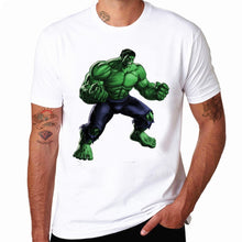 Load image into Gallery viewer, NEW Movie Avengers 3 Infinity War Superhero Thanos Hawkeye Hulk Tees Print T Shirt Unisex Tops Summer Fashion Men T-Shirt