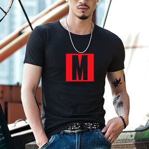 LUS LOS New 2019  Spiderman Ironman  Captain America Winter soldier Marvel T shirt Avengers Costume Comics Superhero mens